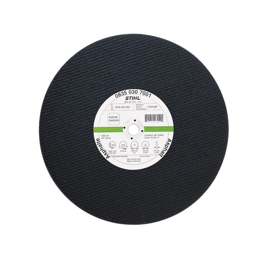 Абразивен диск за асфалт STIHL - 350мм