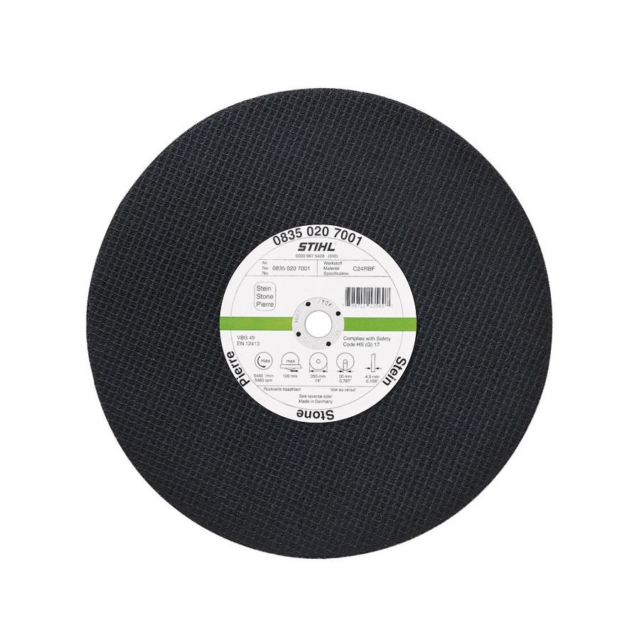 Абразивен диск за камък STIHL - 350мм
