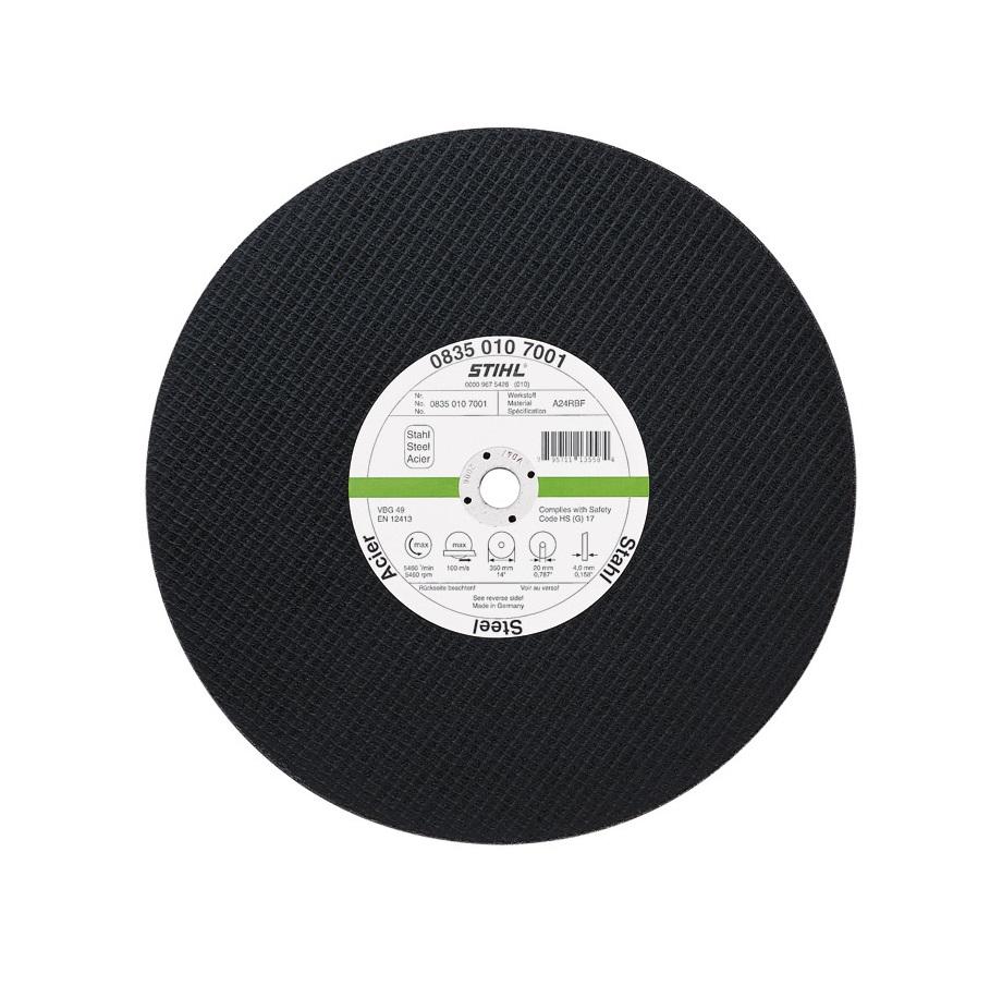 Абразивен диск за стомана STIHL - 400мм