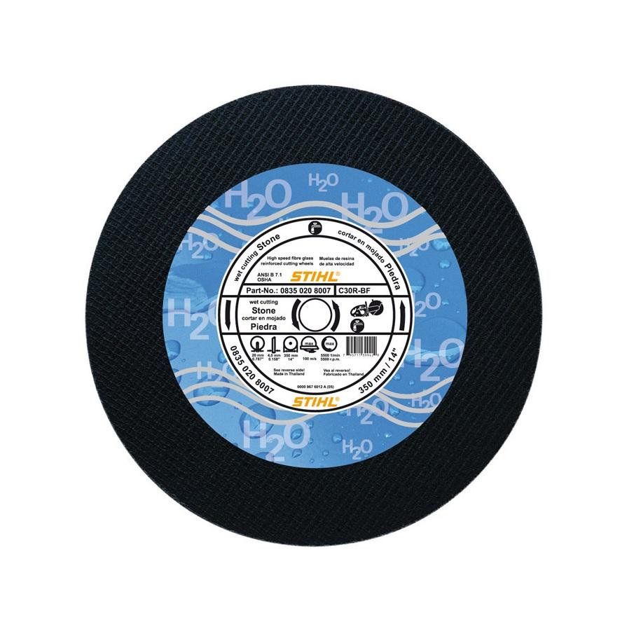 Абразивен диск за мокро рязане STIHL - 350мм