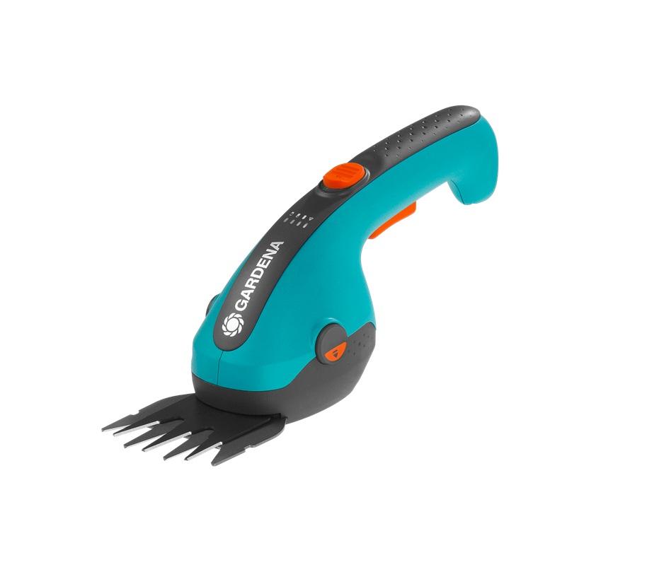 Комплект акумулаторна ножица за трева и храсти Gardena ClassicCut Li