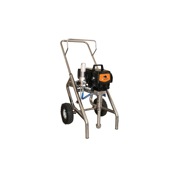 Машина за безвъздушно боядисване Bisonte PAZ-6331i