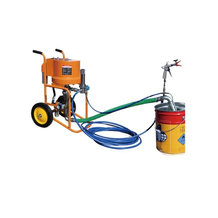 Пневматична помпа за боядисване Bisonte PAZ-6C