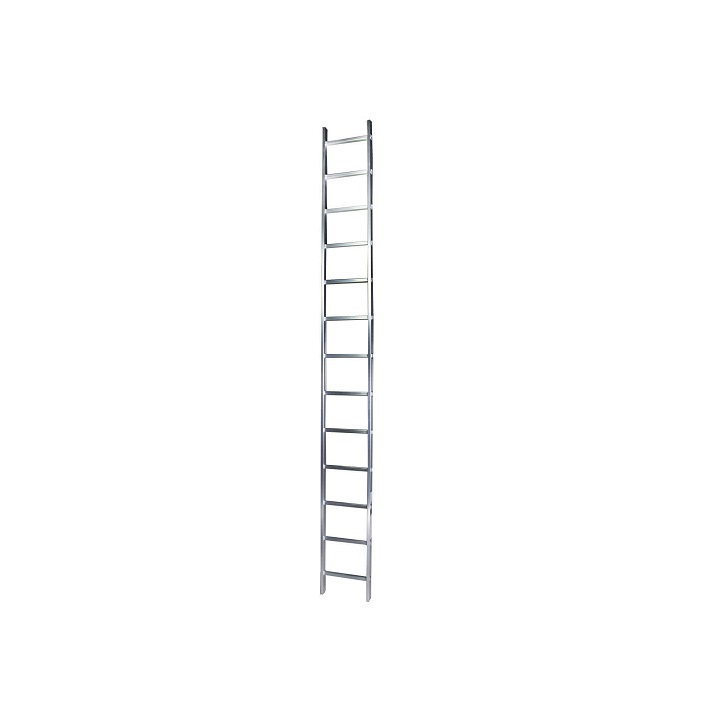 Права алуминиева стълба Bisonte STR111 - 3.00м