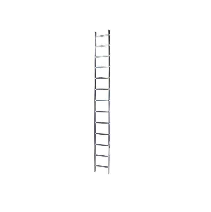 Права алуминиева стълба Bisonte STR113 - 3.59м