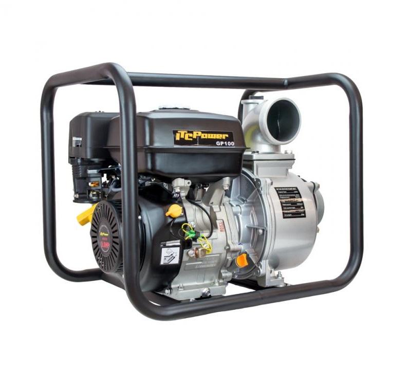 "Моторна помпа Hyundai GP 100 - 4"" - ITC Power"