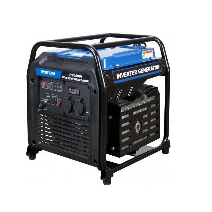 Инвенторен генератор Hyundai HY 4000i - 3,8 kW
