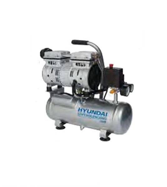 Компресор за въздух безмаслен / обезшумен Hyundai HYAC 6-07S