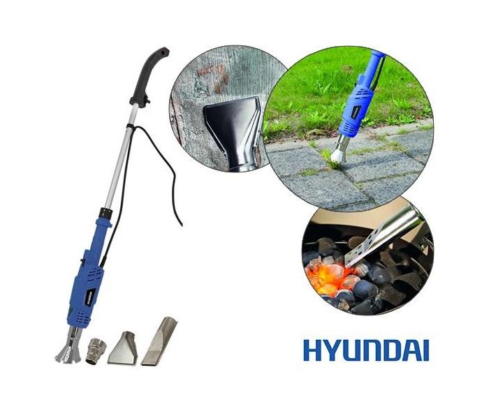 Електрическа горелка за плевели Hyundai HY57301 - 2000W