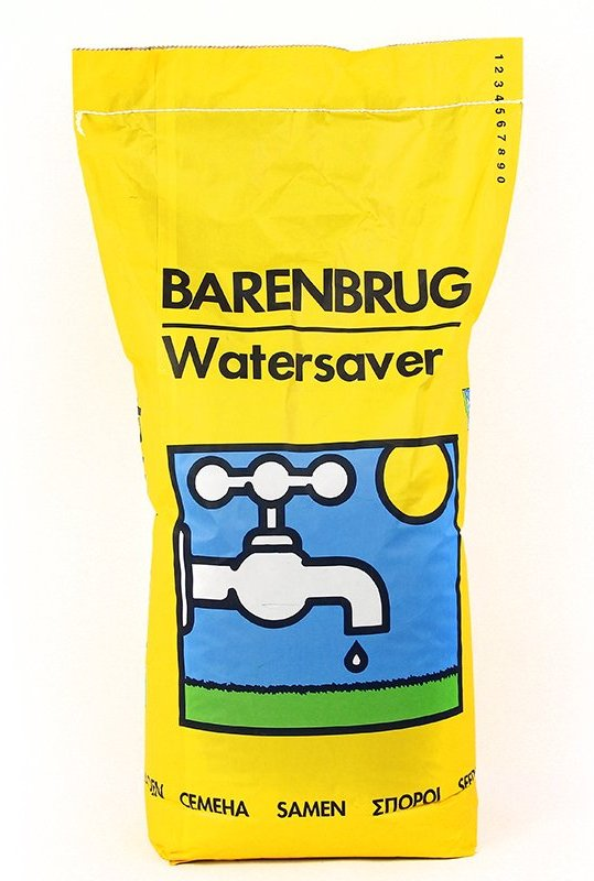 Тревна смеска Barenbrug Watersaver сухоустойчива и здрава 1кг