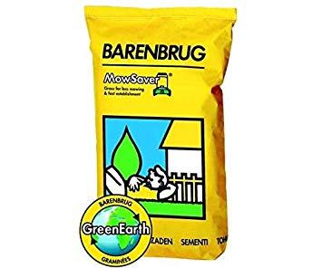 Тревна смеска Barenbrug Mowsaver за рядко косене и мулчиране 1кг