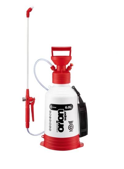 Раменна Пръскачка Kwazar Orion Super 6L ACID за киселини