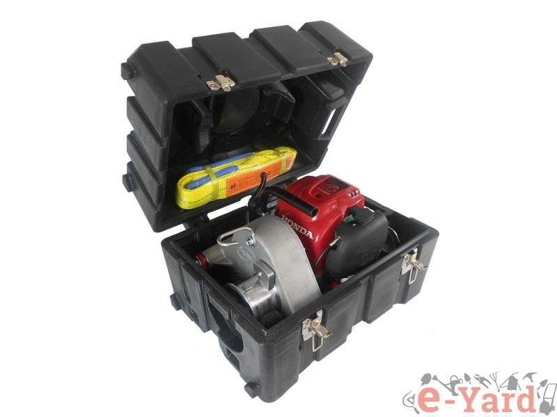 Транспортна кутия с изляти форми PCA-0102