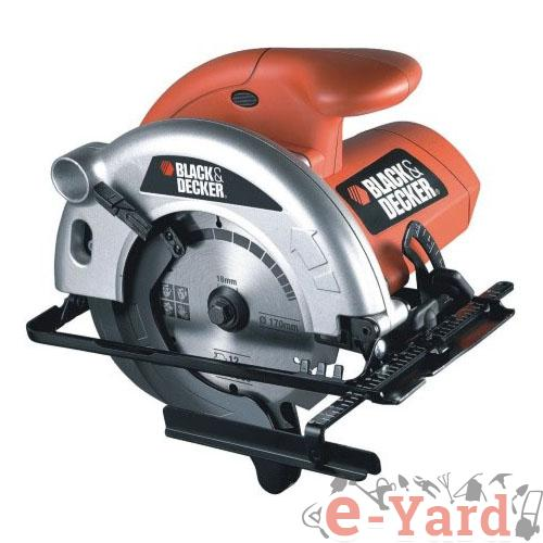 Циркуляр Black & Decker CD601
